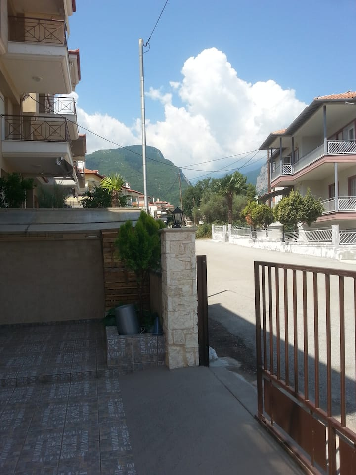 Κατοικία στο Λιτόχωρο με θέα τον Ολυμπο.
