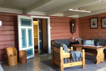 Nydelig hus i landlige omgivelser - Drangedal