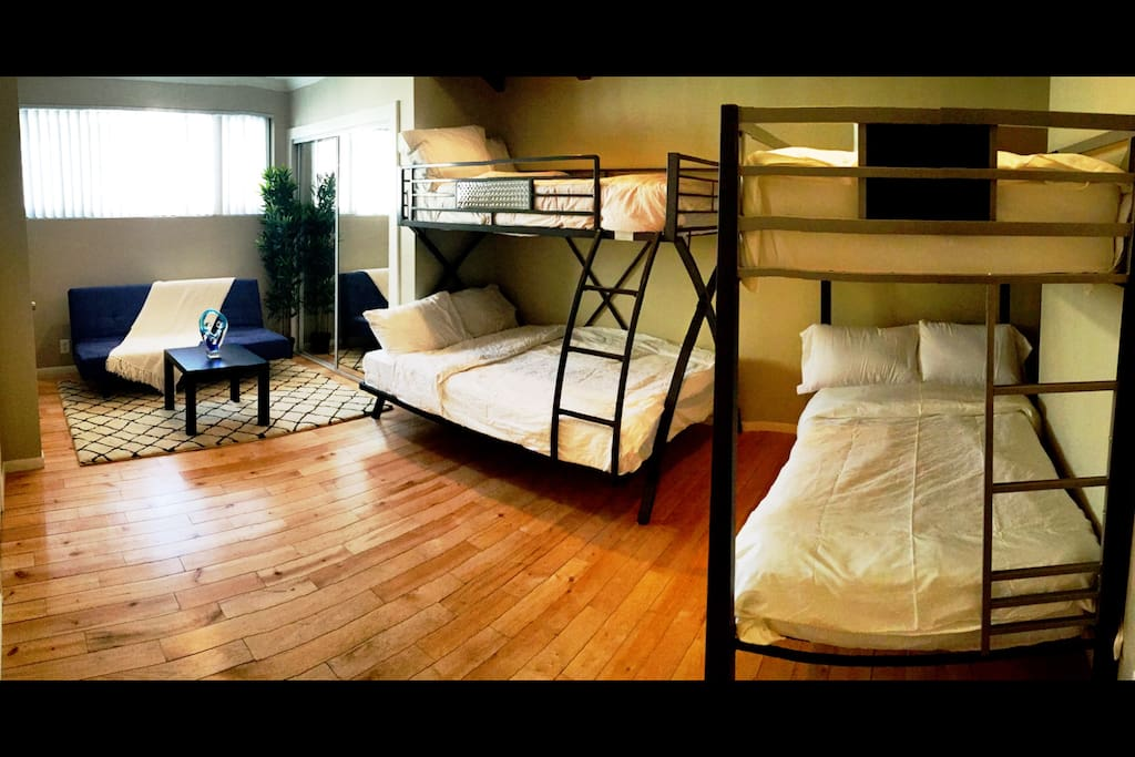 Master Bed Room with privat Bath Room