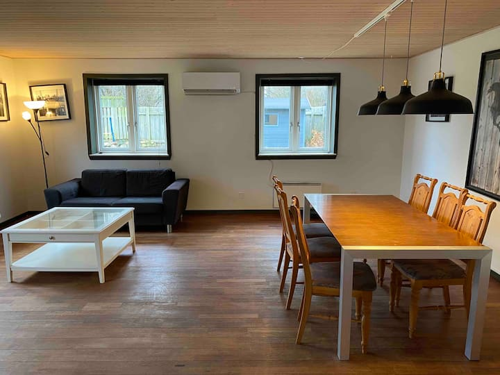 Villa i rolige omgivelser i Taastrup.