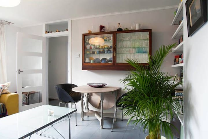 Garden apartment close to Zone 1 - Londres - Apartamento