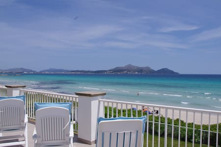 Attractive Villa Front Line To The  - Illes Balears - 一軒家