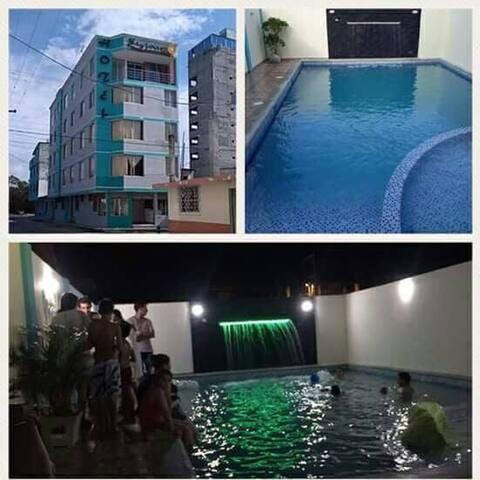 """Hotel San Ignacio """"Tu casa en la playa"""""""