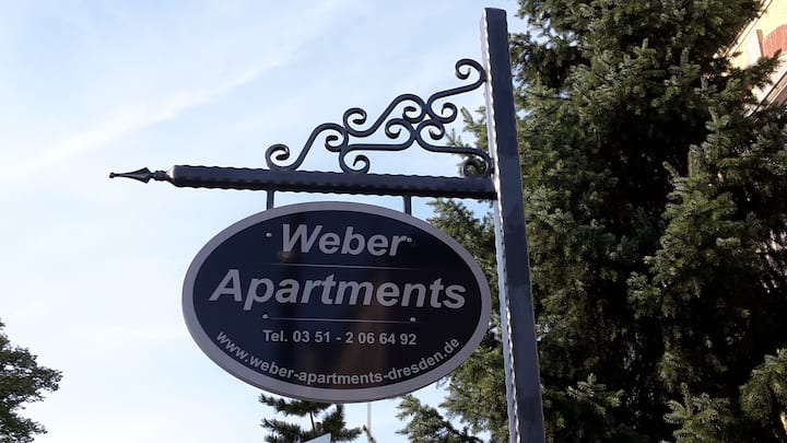 Weber Apartment - Dresden