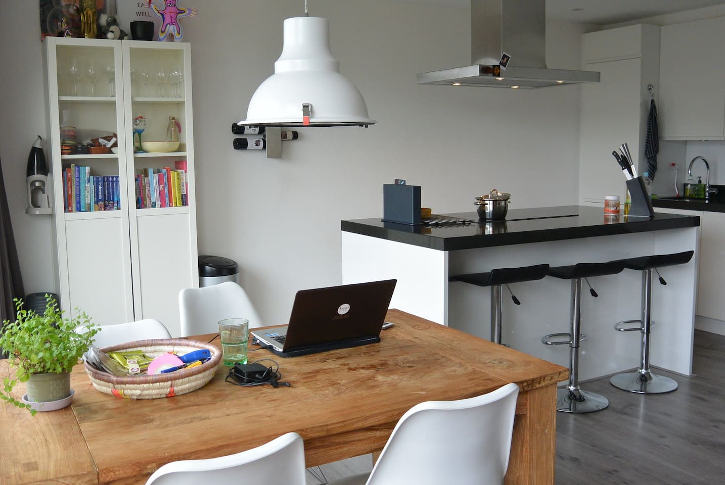 Our cosy kitchen