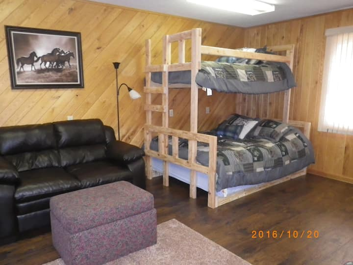 Cabin Centrally Located to Enjoy Northern Michigan