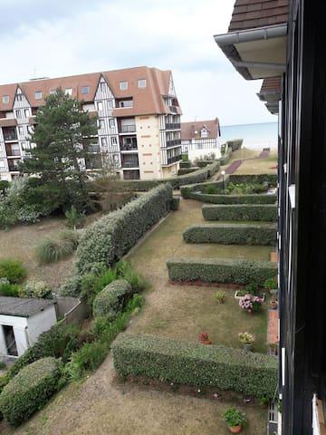 Bel appartement F3 en bord de mer