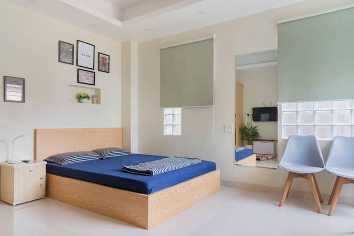 MAI HOME - Bright Studio Apt, central Hanoi #308
