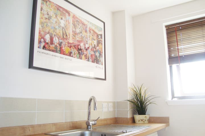 Aviemore Apartment in central Aviemore - Aviemore - อพาร์ทเมนท์