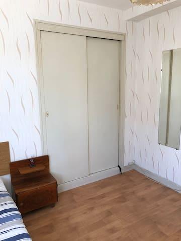 Chambre privée dans un appartement