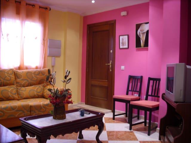 HOUSE 4pax a 4 Km de la FERIA de Abril - San Juan de Aznalfarache - House