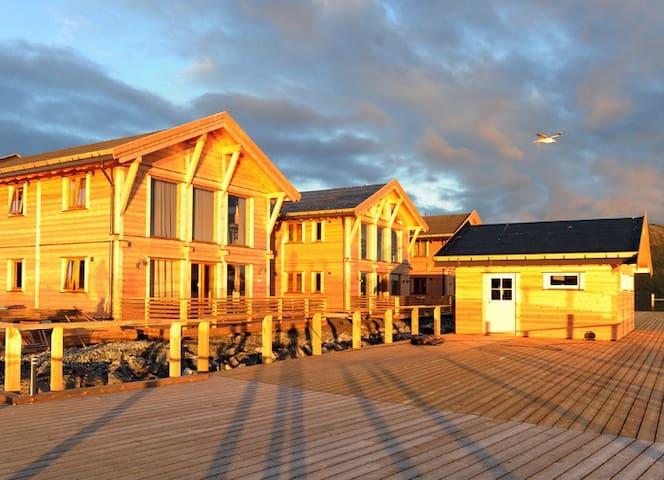 Tromsø, northern lights,sauna,apartment,Mikkelvik