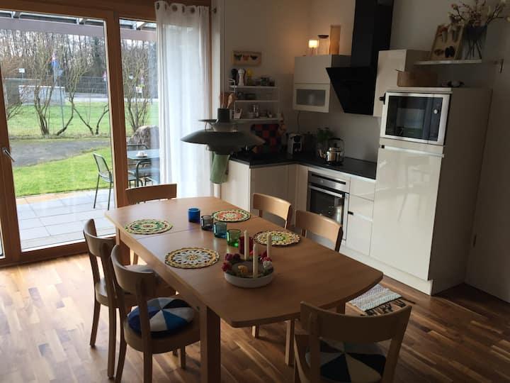 sonniges Apartment zw. Karlsruhe - Freiburg A5