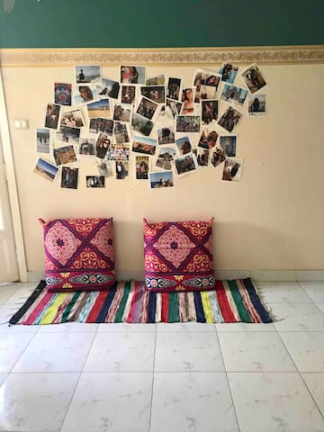 Cozy double room in nasr city