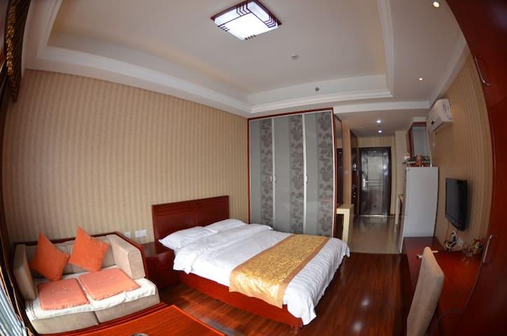 杭州滨桥湾酒店式公寓 - Hangzhou - Departamento