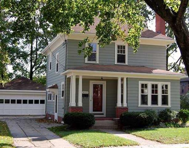 Charming N.E Colonial home