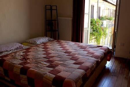Luminosa stanza doppia a Pinerolo - Pinerolo