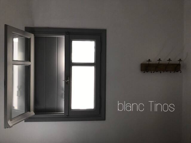 blanc Tinos ( kionia Tinos 1f) - Κιόνια - Casa