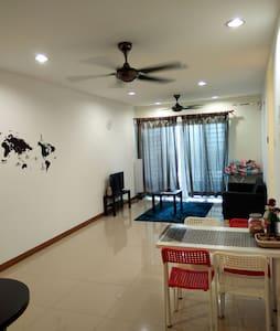 Cosy room, next to train - Kuala Lumpur - Apartmen