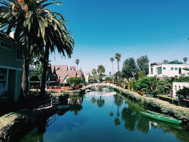 Venice Canals Studio Apartment