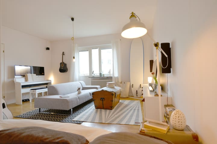 Lovely apartment in Central Visby - Visby - Apartamento
