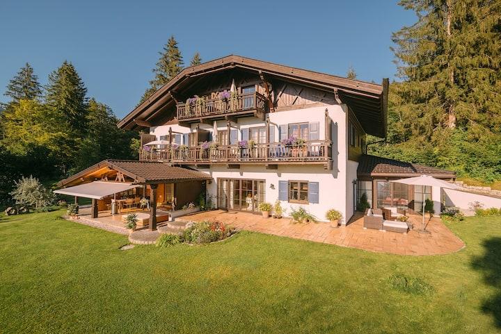 Ferienhaus Heimhof 3 und 4 Sterne Wohnungen