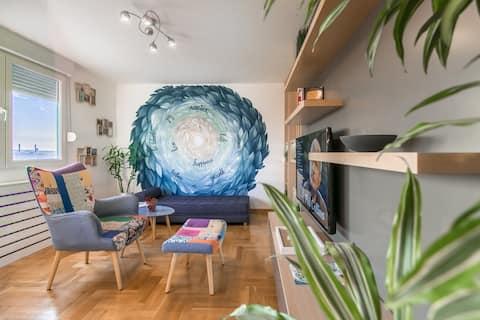 Vortex Lux公寓Zvezdara