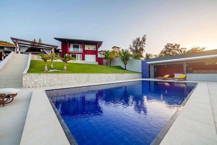Cea025 - Beautiful house in Aquiraz