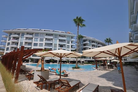 NL, Studio apartment Aqua Residence 27 - Alanya - Apartment