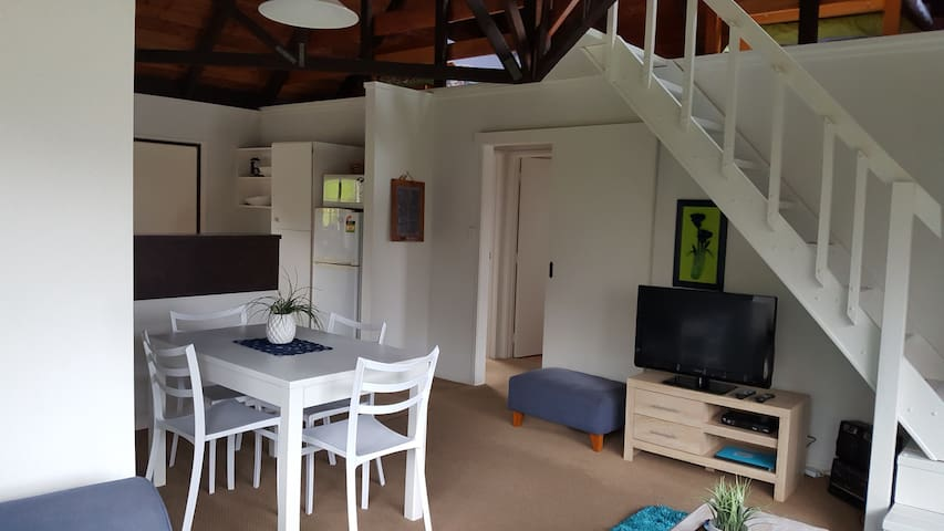 The chalet was totally renovated in May 2018 with new carpets throughout and new bathroom.