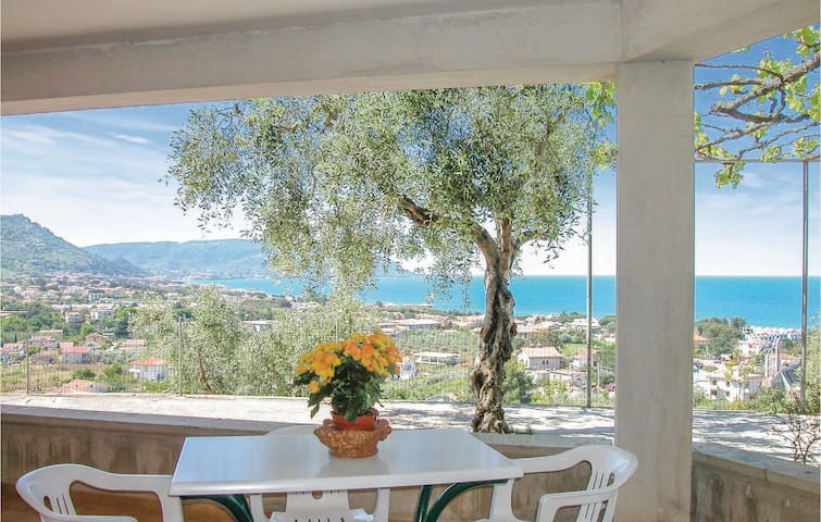 Holiday apartment with 1 bedroom on 40m² in Castellabate SA