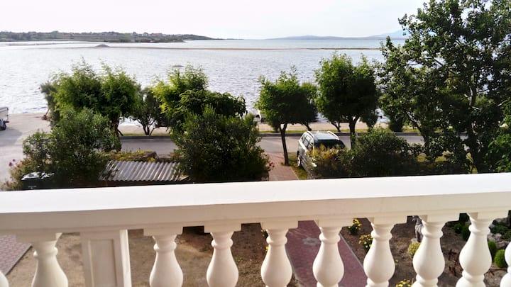 Branko - Studio with Balcony and Sea View A4