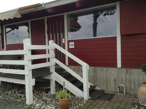 Hus Madsen med personlighed. www.udkigshus.dk