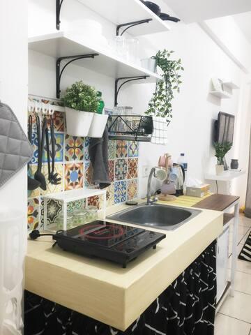 Cozy Apartment di seberang Mall Gading Serpong