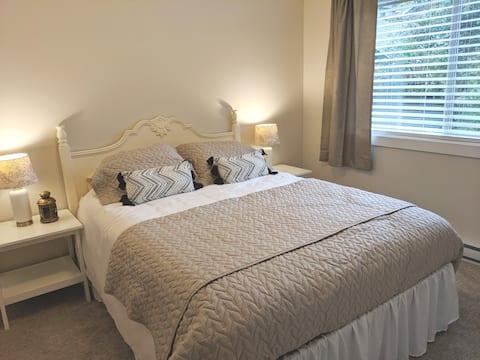 Relax & Unwind: Coach House, 1 Bedroom