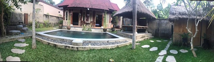 Villa at Ubud 2 bedroom with private pool