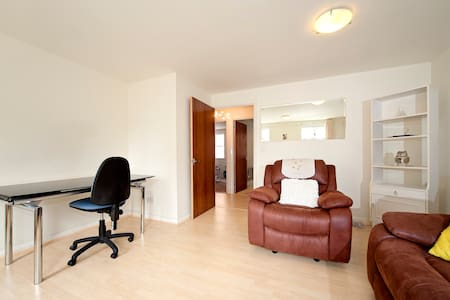 Luxury 2 bedroom flat by the Thames - Londres - Apartamento