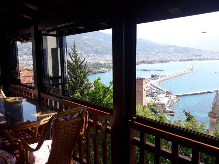 Villa Historyka Alanya-Best View Guaranteed Yotube