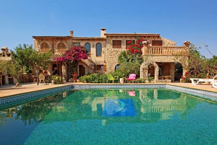 Villa Can Juanito - LOVELY - AirCond - Wi·Fi