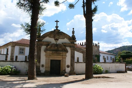 Manor House with historic garden - CELORICO DE BASTO