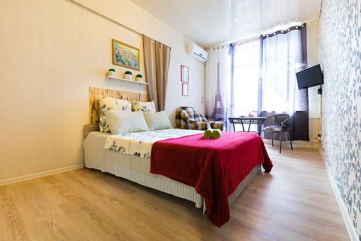 Апартаменты в Липках Kakdoma-Sar - Саратов - Apartment