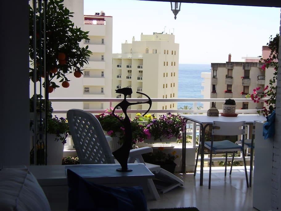 Encantador atico en marbella appartements louer - Atico en marbella ...