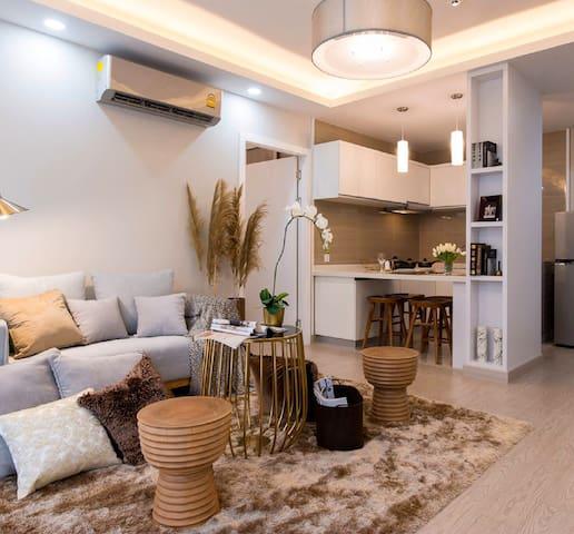 Brand new2 Bedrooms near nimmanhemin, Chiangmai