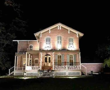2020 Award-Winning 1868 Victorian Italianate Villa