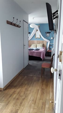 petit appartement  à 7kms du Mont Saint Michel