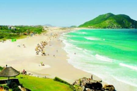 4 pessoas 400m praia WIFI AR TV CAB - Florianópolis - Pis