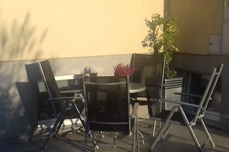 SPRING APT with garden FREE parking near Ljubljana