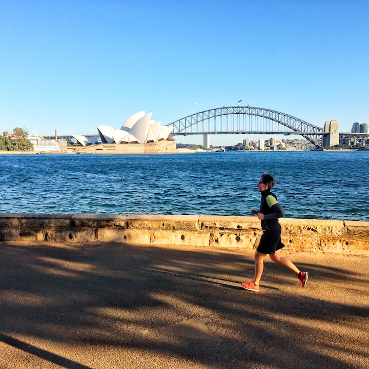 The best way to start your day in Sydney