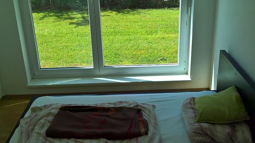 Schlafzimmer Dornbirn - Dornbirn - Apto. en complejo residencial