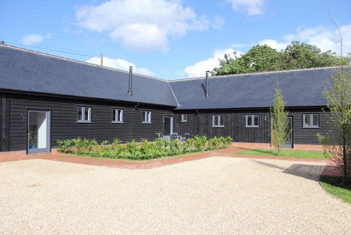 The Parlour, Harestreet Farm Barns